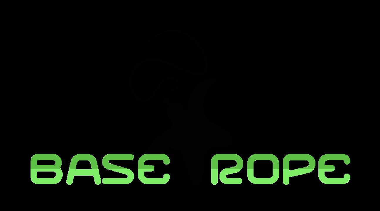 Logo Base Rope (noir)